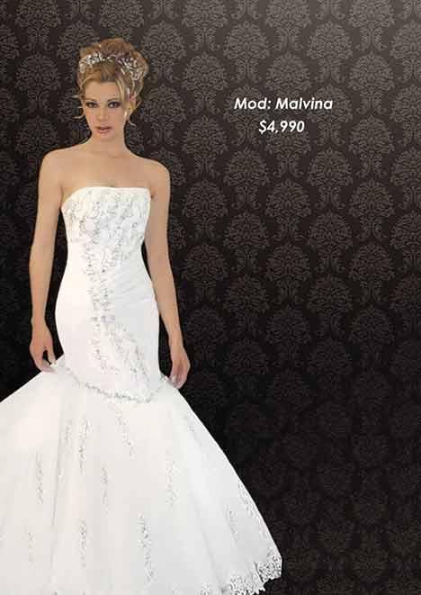 Catalogo de vestidos de novia alta moda sposa