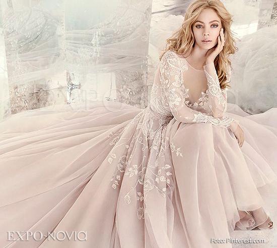 en búsqueda del vestido de novia de tus sueños | exponovia