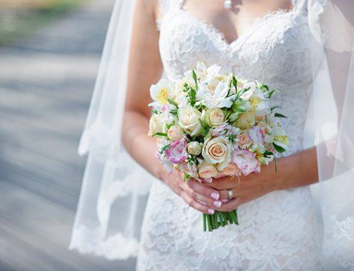 7 románticas opciones para el ramo de tu boda