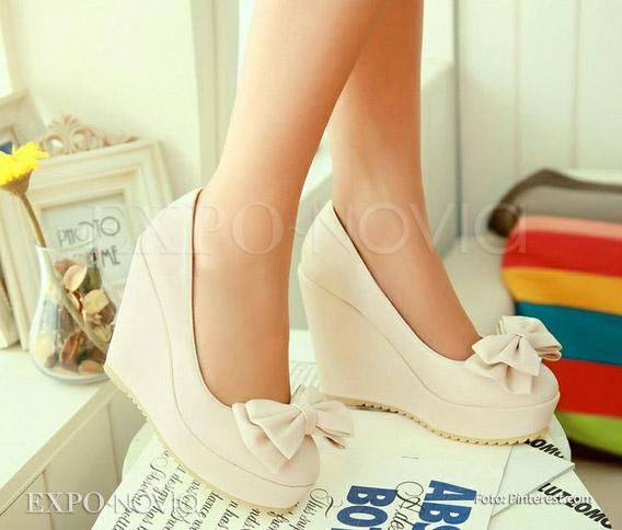 zapatos lindos y cómodos para tu boda | exponovia