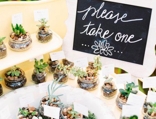 6 recuerdos originales para obsequiar en tu boda