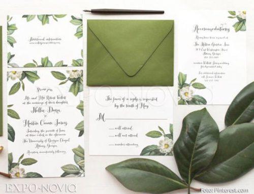4 estilos modernos para tus invitaciones