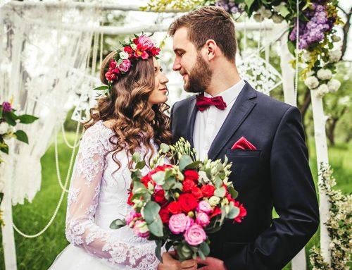 6 tonos ideales para boda en primavera-verano