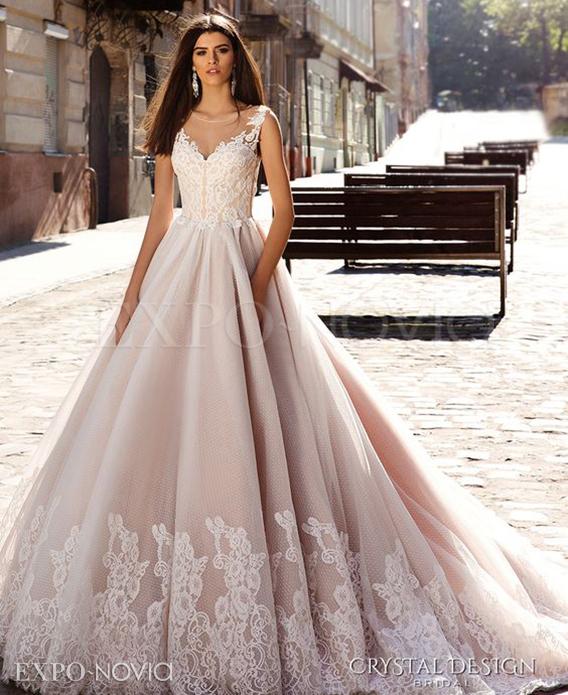 dale color a tu vestido de novia | exponovia