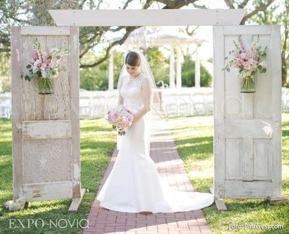 d25b393affe4 Una boda al estilo shabby-chic | ExpoNovia