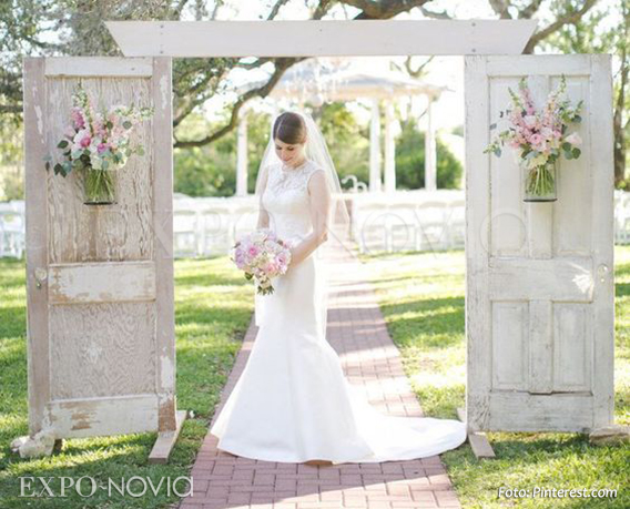 Ideas de decoraci n para boda en jard n exponovia - Boda shabby chic ...