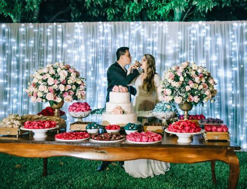 Las mejores combinaciones de sabores para el pastel de boda.