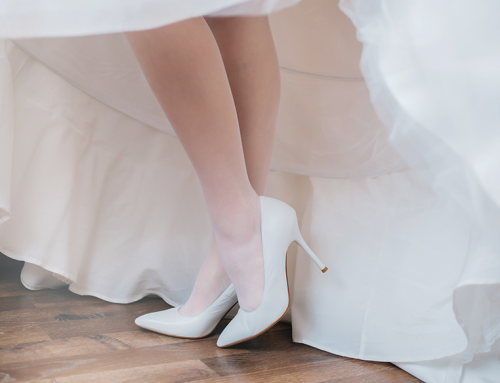 ¡5 Tips para elegir tus zapatos de novia!