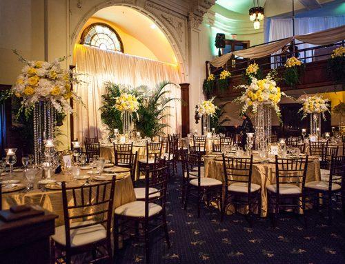 Colores primaverales para la decoración de tu boda