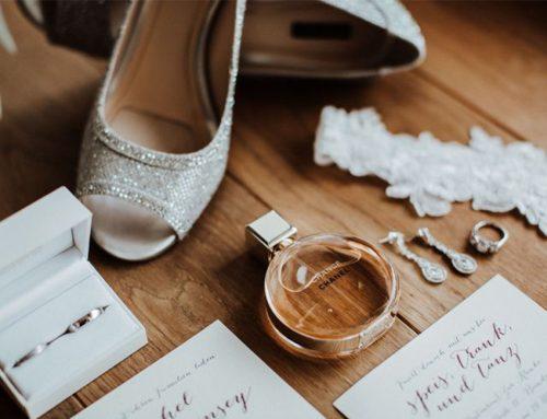 El ajuar de la novia y sus complementos nupciales