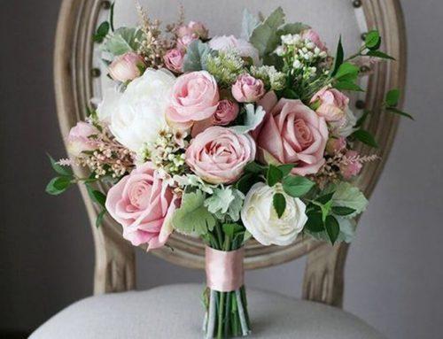 ¿Cómo elegir el ramo de novia perfecto?
