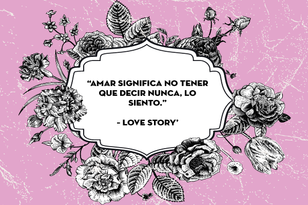 20 Hermosas Frases De Amor Para Las Invitaciones De Boda