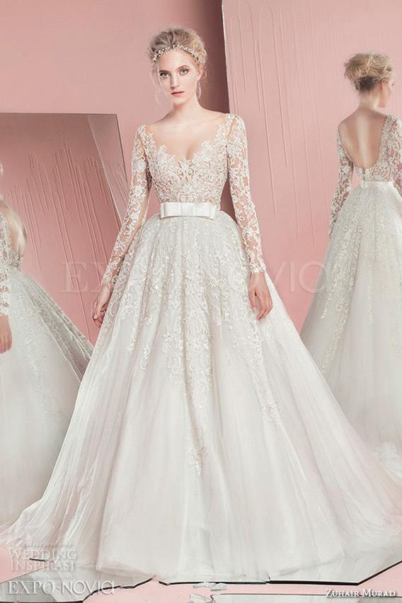 10 Vestidos De Novia Corte Princesa Para Un Día Especial