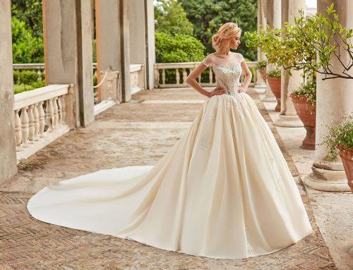 ¡10 vestidos de novia que te encantarán!