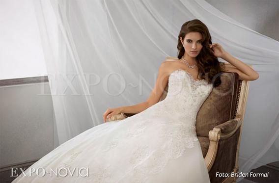Vestidos espectaculares para una boda