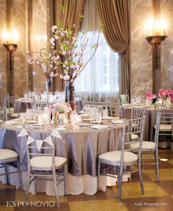 Matrimonio Estilo Rústico : Estilos de montaje para boda exponovia