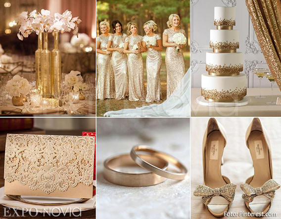 6 colores para decorar tu boda | exponovia