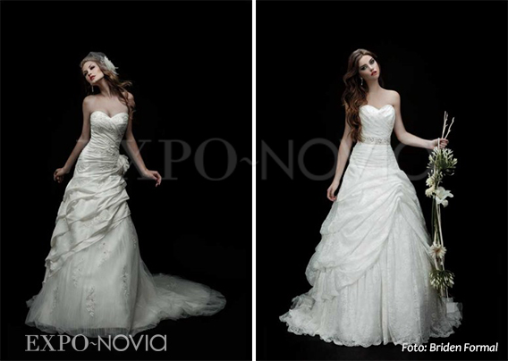 Sonar que no encuentras tu vestido de novia