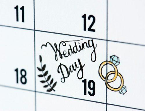 Cómo elegir la fecha de la boda