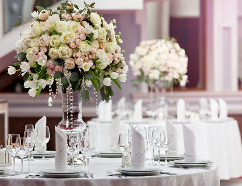 Lo más trendy en decoración para tu boda