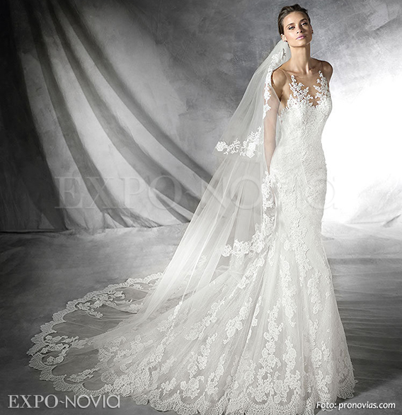 1d616dedc Enamórate de las ultimas tendencias en velos de novia