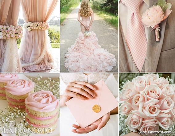 6 colores para decorar tu boda | ExpoNovia