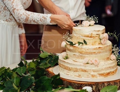 4 tendencias para el pastel de tu boda