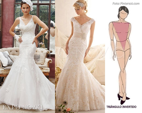 el vestido indicado para tu figura | exponovia